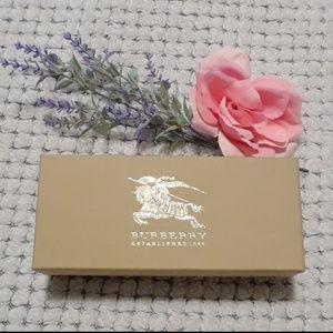 Burberry Box (empty glasses box)